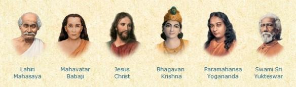 Guru Parampara The Passing Of The Spiritual Mantle Yogananda Site