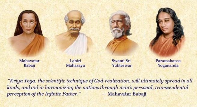 Four Gurus, kriya quote
