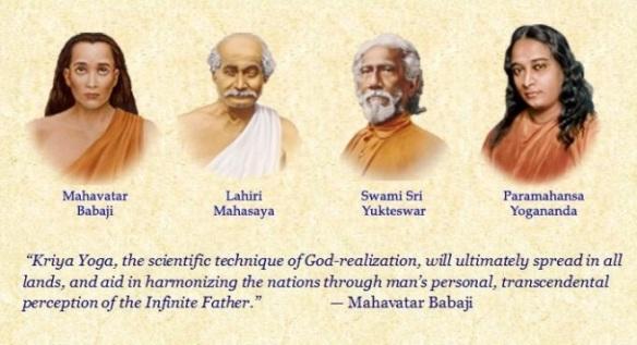 Revival Of Kriya Yoga Through The Lineage Of Srf Yss Gurus Srf Magazine 1961 Yogananda Site