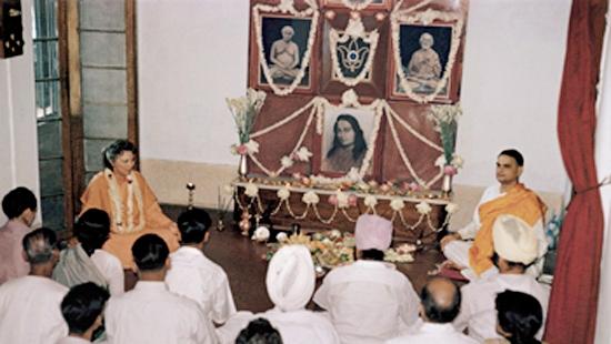 Shyamananda Meditation ServiceFotor