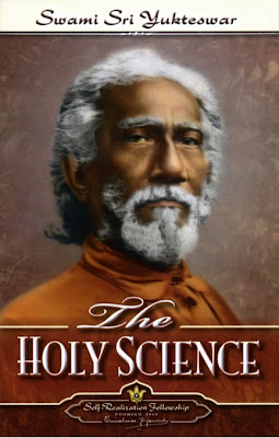 Swami Sri Yukteswar Holy Science Book