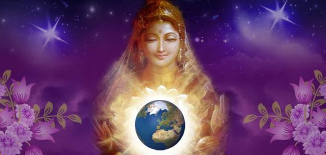 Divine Mother of the World