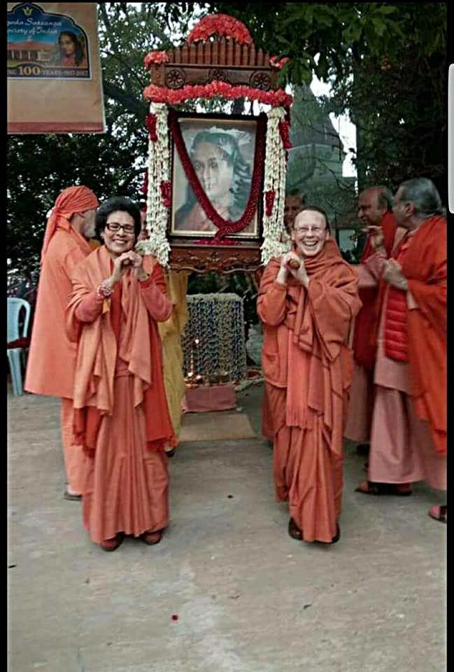 preeti drapaudi leading procession_Fotor