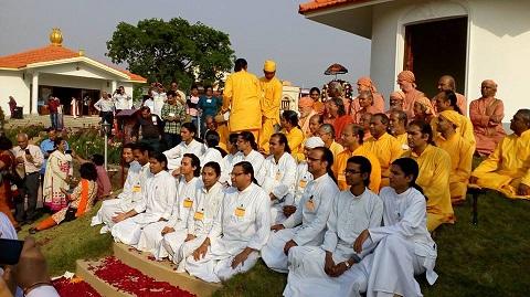 monastics at dihika 100 anniversary 50
