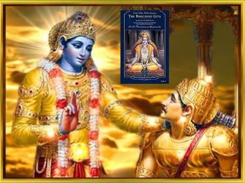 Krishna Arjuna GTWA
