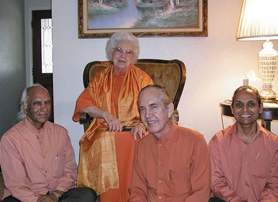 Smaranananda, Shraddanana, Shuddhananda Daya Ma