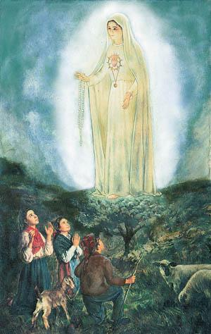 Our Lady of LIght Fatima