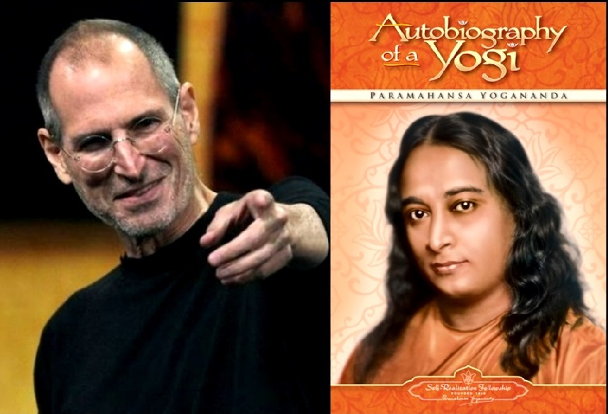 Steve Jobs Apple Computer And Autobiography Of A Yogi Yogananda Site
