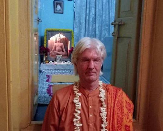 chidananda Master's attic meditation crop